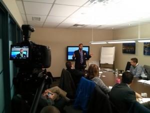 Me speaking to The Alberta Motor Dealers Association