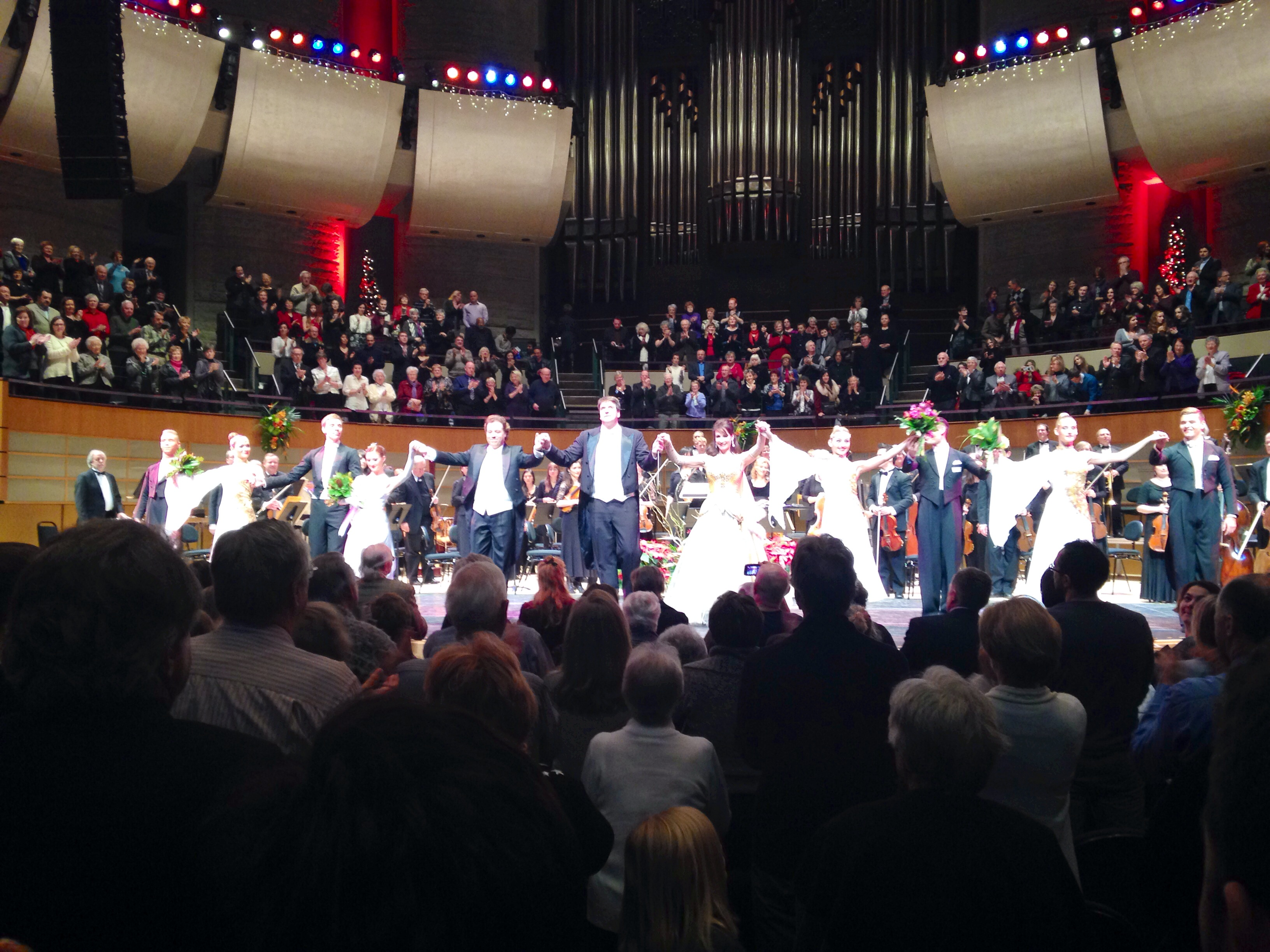January 5, 2014-Salute to Vienna at The Winspear Centre in Edmonton, Alberta
