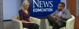 Guest On CTV News Giving Marketing Opinion on New Iphone 6 with Carmen Leibel