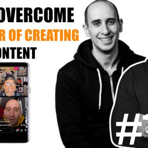 149: Evan Carmichael On How To Get Over Your FEAR Of Creating Content